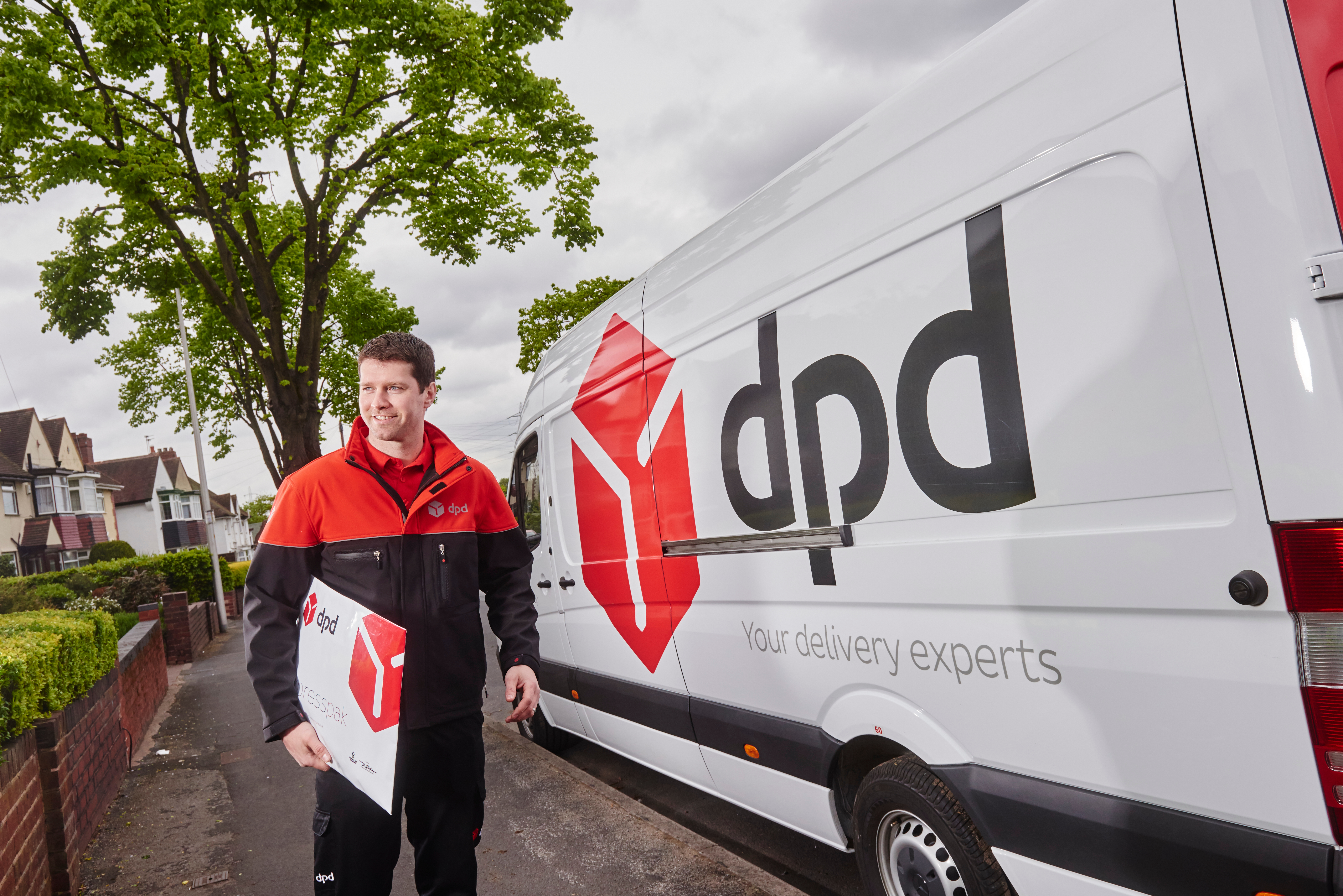 DPD UK CEO Dwain McDonald