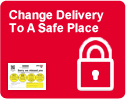Change Delivery To Safe Place