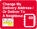 Change My Delivery Address
