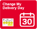 Change My Delivery Day