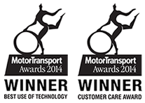 Motor Transport Winners 2014