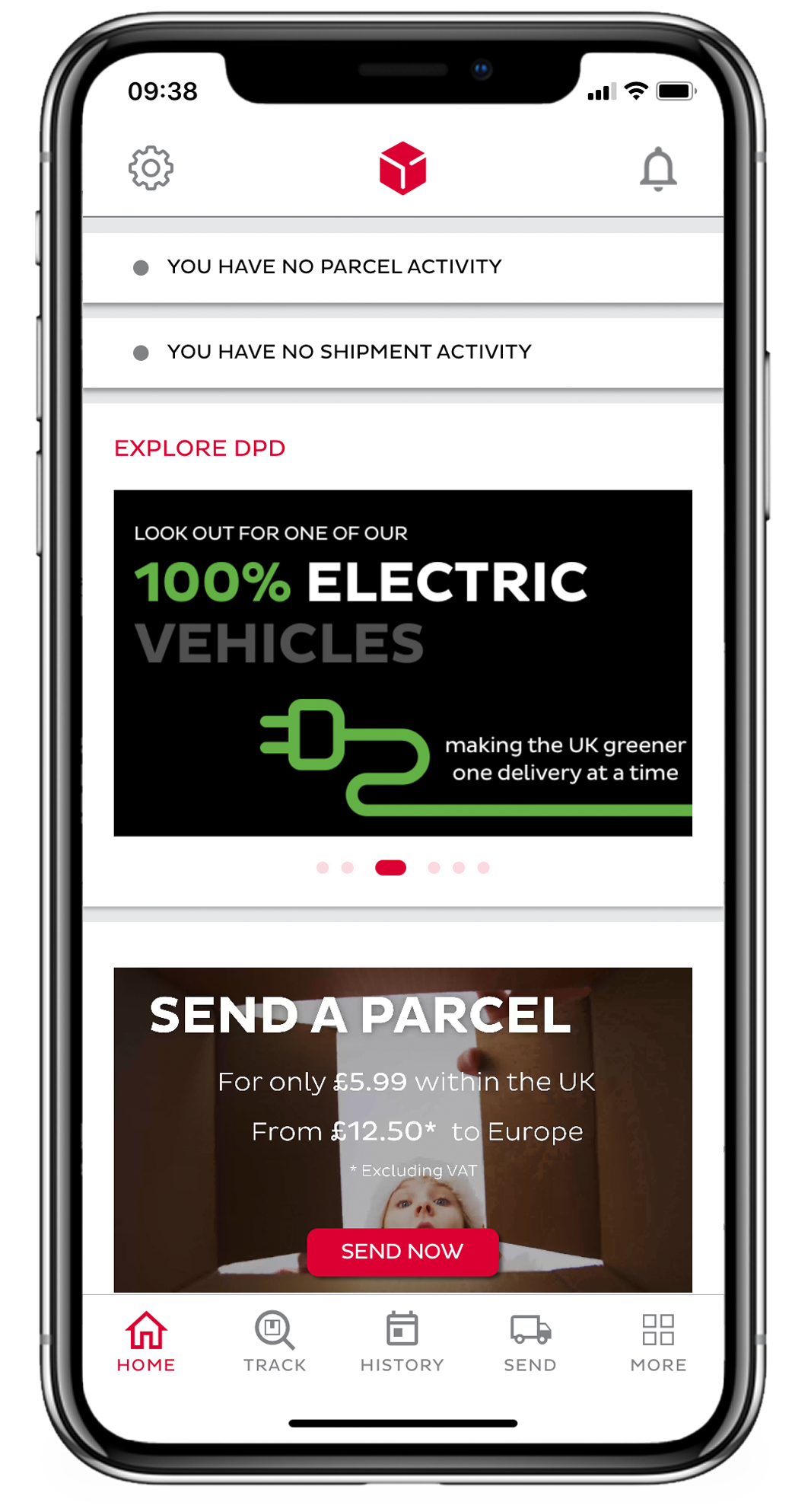 DPD UK | Your DPD | Never miss a parcel delivery again!